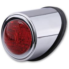 SHIN YO Old school typ 1 Entourage chromé avec lentille rouge