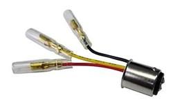 SHIN YO : Achterlicht adapterkabels - Lampvoet BAY15D