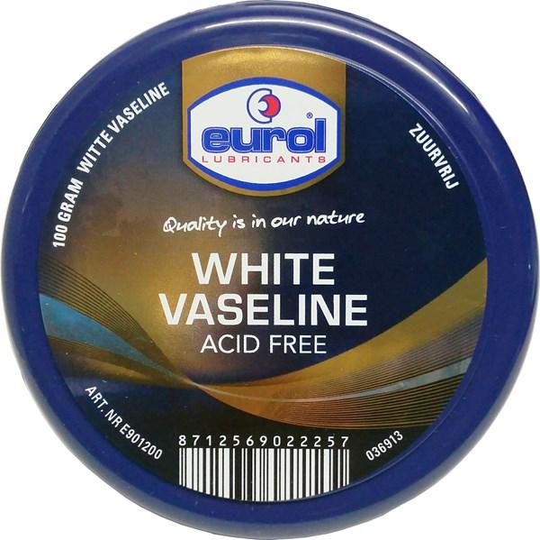 EUROL Witte vaseline 100gr