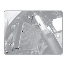 GIVI Protection de radiateur PR1146