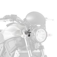 GIVI Kit de montage pour bulle AL2126A