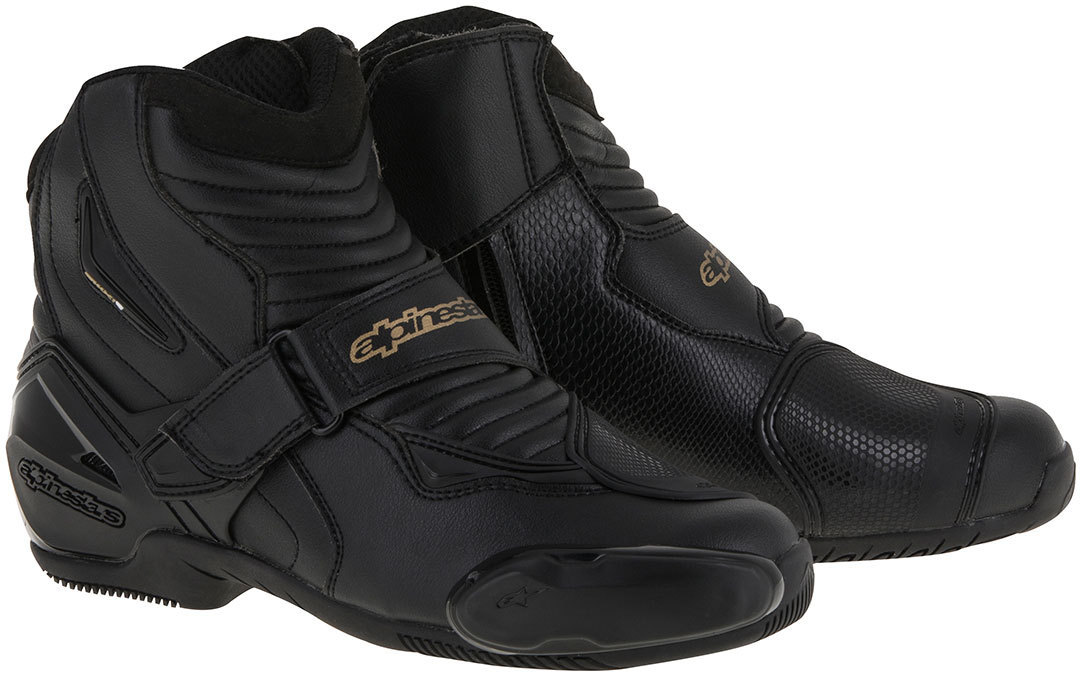 DAINESE York Lady D WP® Shoes DARKCarbon Rouge   RAD.EU