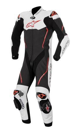 ALPINESTARS : Atem Suit - Zwart-Wit-Rood