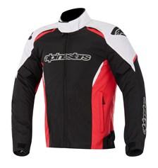 Gunner Jacket Zwart-Wit-Rood