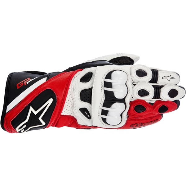 ALPINESTARS GP Plus Blanc-Noir-Rouge