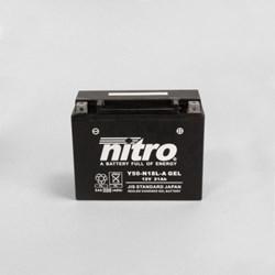 NITRO Batterie fermée sans entretien