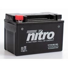 NITRO Batterie fermée sans entretien YTX9-BS-GEL