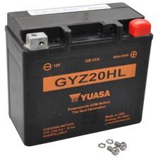 YUASA Batterie fermée sans entretien GYZ20HL