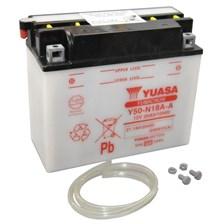 YUASA Yumicron batterij Y50-N18A-A