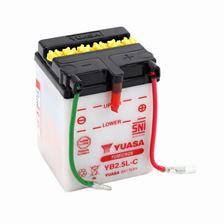 YUASA Yumicron batterij YB2.5L-C