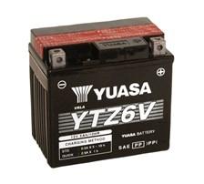 YUASA Gesloten batterij onderhoudsvrij YTZ6V