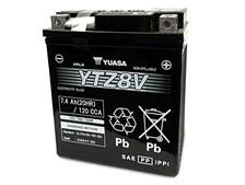 YUASA Gesloten batterij onderhoudsvrij YTZ8V