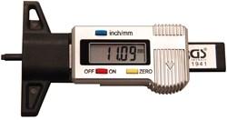 BGS TECHNIC Jauge numérique de profil de pneu