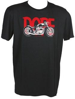 HARRISON : T-shirt Dope - noir