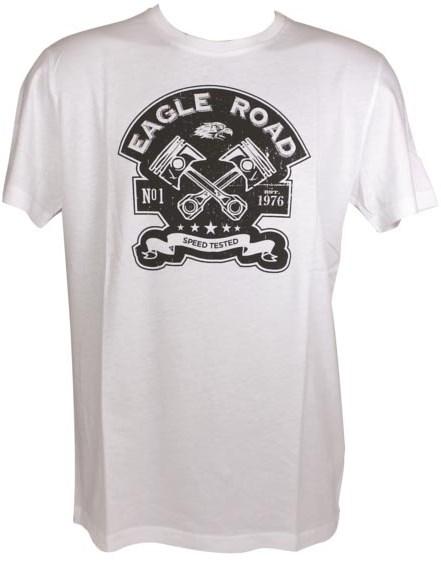HARISSON T-shirt Eagle Road Wit