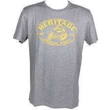 HARISSON T-shirt Heritage Gris
