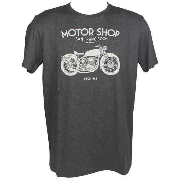 HARISSON T-shirt Motor Shop Gris