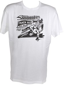 HARISSON T-shirt Speed Master Blanc