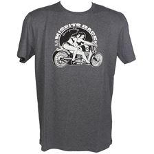HARISSON T-shirt Misfit's Race Grijs