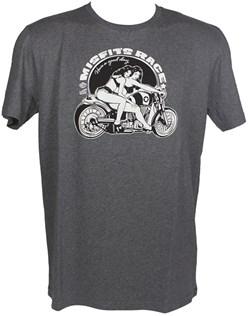 HARRISON : T-shirt Misfit's - Grijs