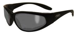 GLOBAL VISION : Hercules Plus bifocal +1,5 - Noir