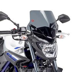 GIVI Windscherm - Naked bike