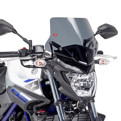 GIVI Windscherm - Naked bike - A A2127