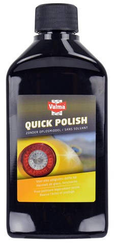 VALMA Quick polish 250 ml