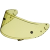 SHOEI Visière Tear-Off CWR-F High Definition Jaune (préparée Tear-Off)