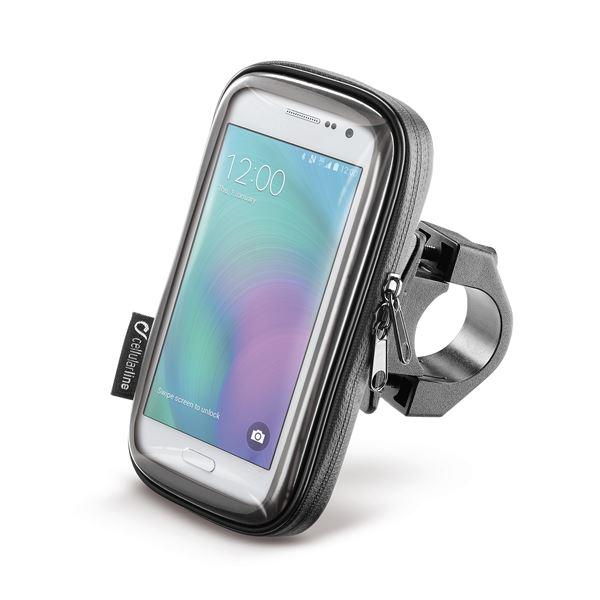 """INTERPHONE Porteur Smartphone 4,5"""" moto"""