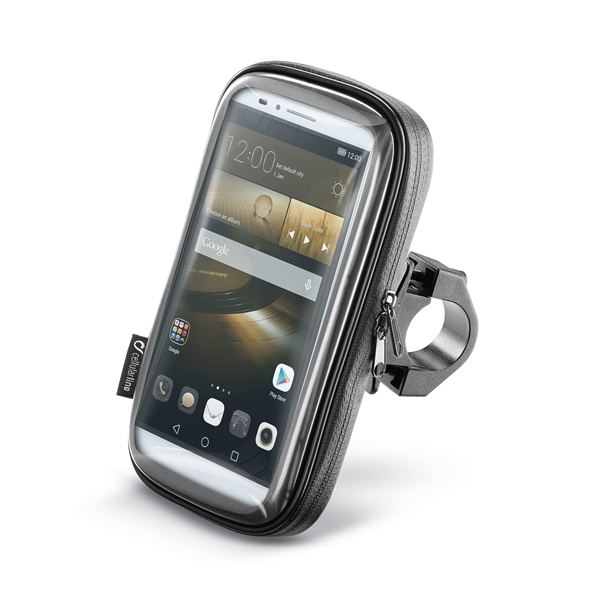 "INTERPHONE Smartphone houder 5,2"" moto"