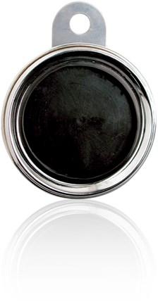 CHAFT Porte-vignette Rond Noir