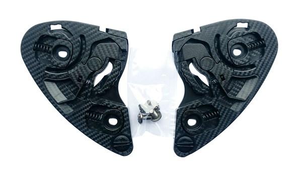 SHOEI NXR/RYD/X-Spirit III Fixation visière Noir