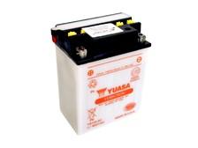 YUASA Batterie conventionnelle YB14A-A2