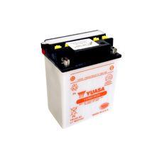 YUASA Conventionele 12V batterij YB14A-A2