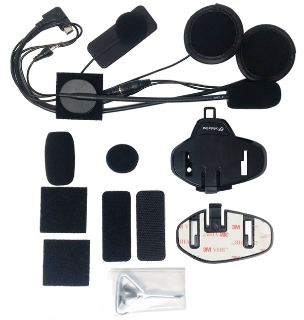 INTERPHONE Audio kit URBAN/SPORT/TOUR