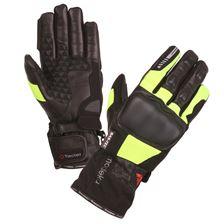 MODEKA Tacoma Glove Zwart-Geel Heren