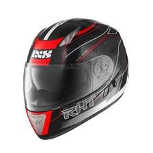 IXS HX 1000 Scale Noir-Rouge-Argent