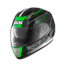IXS HX 1000 Scale Noir-Vert-Argent