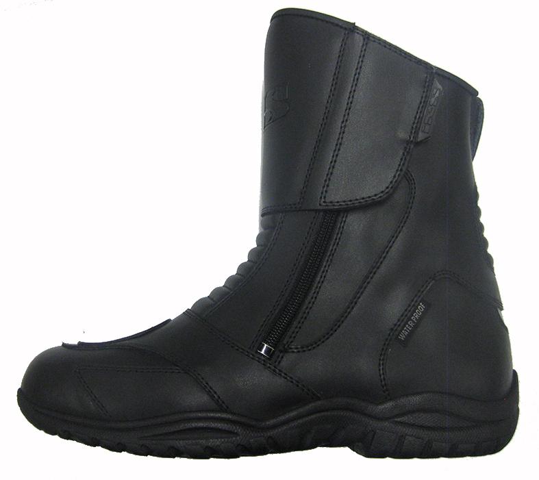 Modeka Assen Evo, bottes Noir 47 EU