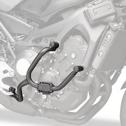 GIVI Crash bars en acier bas du moteur