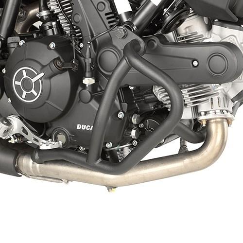 GIVI Stalen valbeugels onderzijde motor TN7407