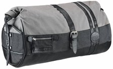 HELD Canvas selle et porte paquet  Noir-Gris