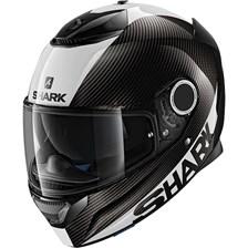 Spartan Carbon Skin Carbon-Wit-Zilver DWS