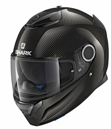 SHARK Spartan Carbon Skin Carbon-Zwart-Antraciet DKA