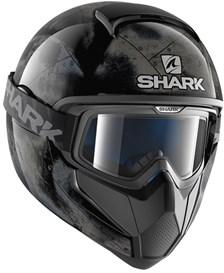 SHARK Vancore Flare Noir-Argent-Noir KSK