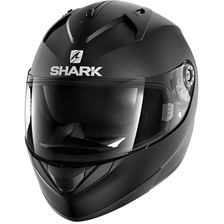 SHARK Ridill Blank Mat zwart KMA
