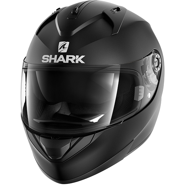 SHARK Ridill Blank Noir mat KMA