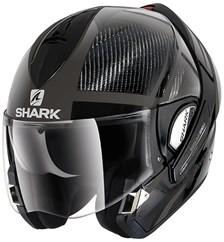 SHARK Evoline Pro Carbon Dual Touch Carbone-Anthracite-Noir DAS