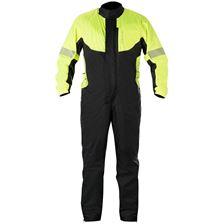ALPINESTARS Hurricane Suit Fluo Geel-Zwart